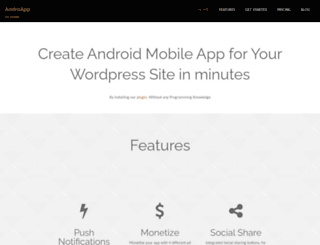 androapp.mobi screenshot