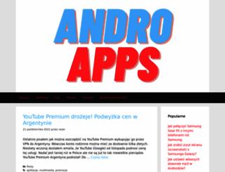 androapps.pl screenshot