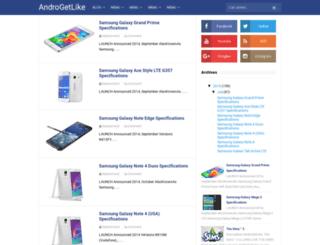androgetlike.blogspot.com screenshot