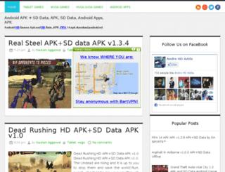 androhdgaming.blogspot.com screenshot