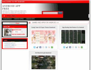 android-app-free.info screenshot