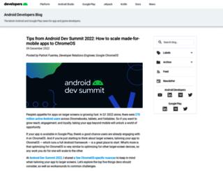 android-developers.blogspot.it screenshot