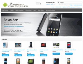 android-for-mobile.com screenshot