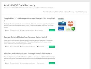 android-ios.data-photo-recovery-tips.com screenshot