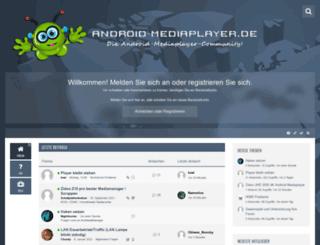 android-mediaplayer.de screenshot