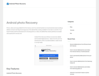 android-photo-recovery.com screenshot