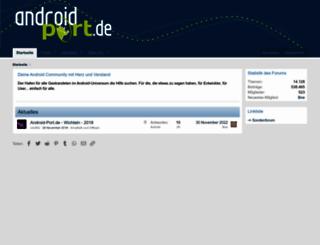 android-port.de screenshot