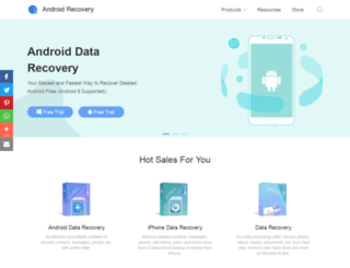 android-recovery.net screenshot