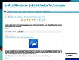 android-revolution-hd.blogspot.de screenshot