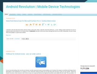 android-revolution-hd.blogspot.fi screenshot