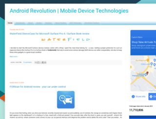 android-revolution-hd.blogspot.fr screenshot