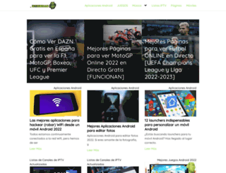android-spa.com screenshot
