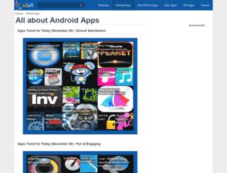 android.appcolt.com screenshot