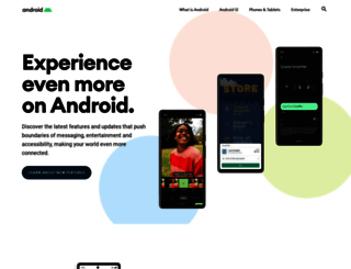 android.com screenshot