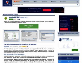android.malavida.com screenshot