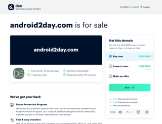 android2day.com screenshot