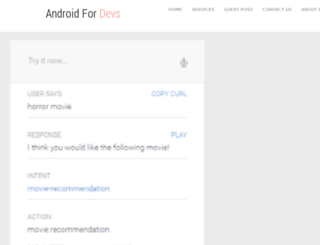 android4devs.com screenshot