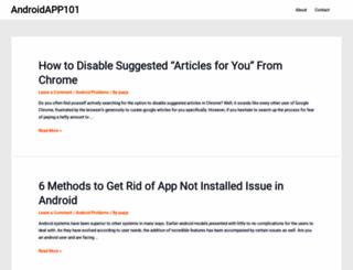 androidapp101.com screenshot