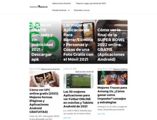 androidbasico.com screenshot