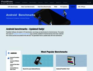 androidbenchmark.net screenshot