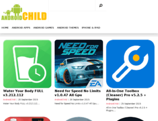 androidchild.com screenshot