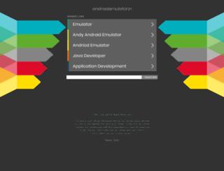 androidemulator.in screenshot