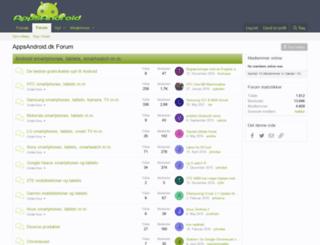 androidforum.dk screenshot