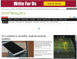 androidgyan.com screenshot