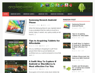 androidhope.com screenshot