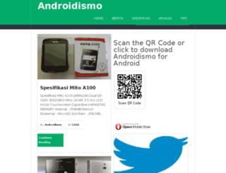 androidismo.com screenshot