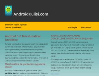 androidkulisi.com screenshot