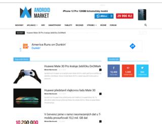 androidmarket.cz screenshot