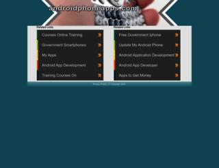 androidphoneapps.com screenshot
