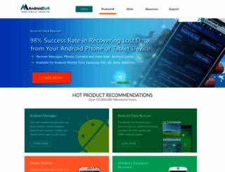 androidphonesoft.com screenshot