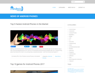 androidphons.com screenshot
