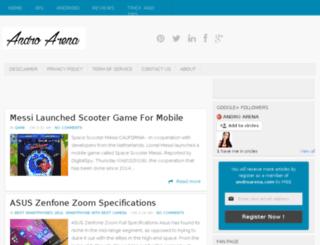 androidpricelist.com screenshot