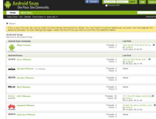 androidsnap.com screenshot