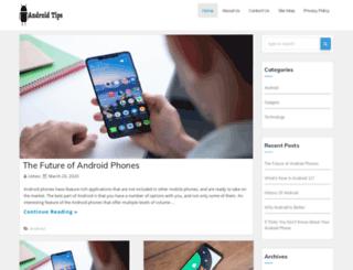 androidtips.info screenshot