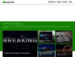 androlib.com screenshot