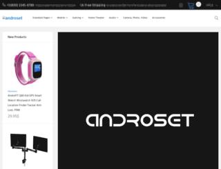 androset.com screenshot