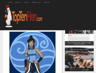 andthehorseyourodeinonll.toptenhen.com screenshot