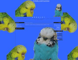 andulky-a-potrava.7x.cz screenshot