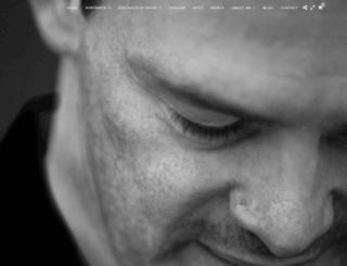 andybarnham.com screenshot