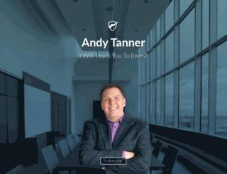 andytanner.com screenshot