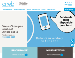 anebquebec.com screenshot
