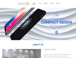 anecoo.com screenshot