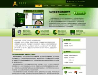anedata.com screenshot