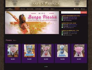 anekabunga.com screenshot