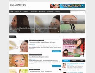 anekacara-tips.blogspot.com screenshot