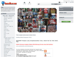 anekamaju.com screenshot